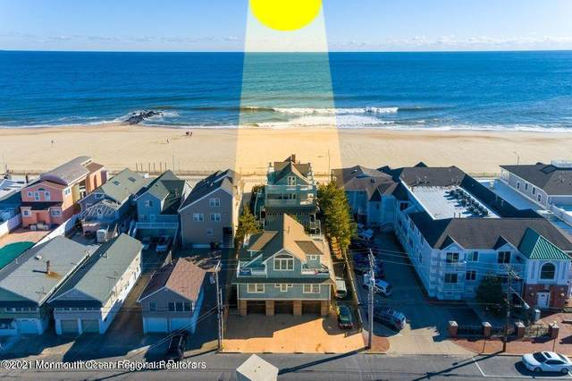 189 Beach Front, Manasquan, NJ 08736 (MLS #22104585) :: The MEEHAN Group of RE/MAX New Beginnings Realty