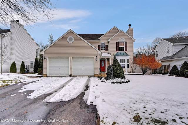 58 N Sailors Quay Drive, Brick, NJ 08723 (MLS #22104639) :: The Sikora Group