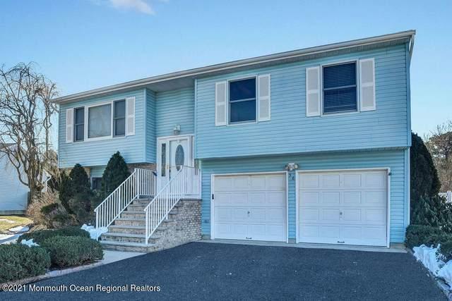 36 Gladiola Drive, Howell, NJ 07731 (MLS #22104671) :: The Sikora Group