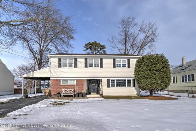96 Southwood Drive, Old Bridge, NJ 08857 (MLS #22104702) :: The Sikora Group