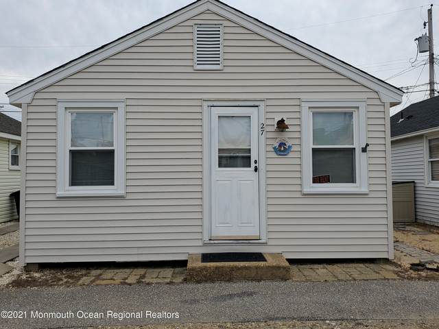 27 8th Lane, South Seaside Park, NJ 08752 (MLS #22104725) :: The CG Group | RE/MAX Revolution