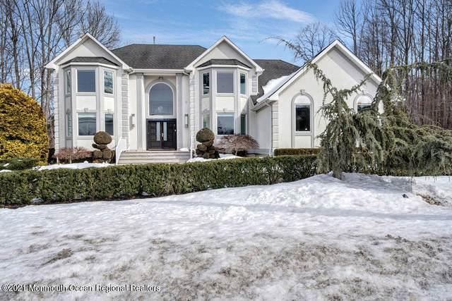 51 Crine Road, Morganville, NJ 07751 (MLS #22104766) :: William Hagan Group