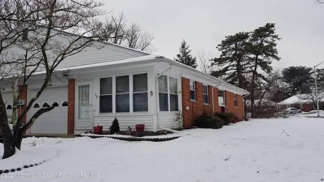 116 Fairway Lane B, Whiting, NJ 08759 (MLS #22104914) :: The Sikora Group