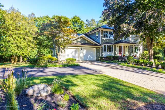 17 Woods End Road, Colts Neck, NJ 07722 (MLS #22104944) :: Team Pagano