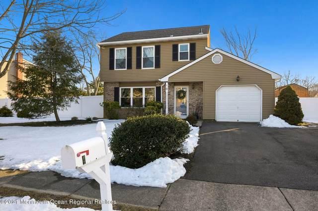 4 Aspen Lane, Howell, NJ 07731 (MLS #22104950) :: The Sikora Group