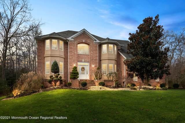 33 Cherry Tree Lane, Cream Ridge, NJ 08514 (MLS #22105059) :: William Hagan Group