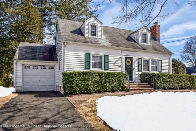 60 Borden Street, Shrewsbury Boro, NJ 07702 (MLS #22105069) :: William Hagan Group