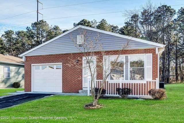 93 San Carlos Street, Toms River, NJ 08753 (MLS #22105087) :: William Hagan Group