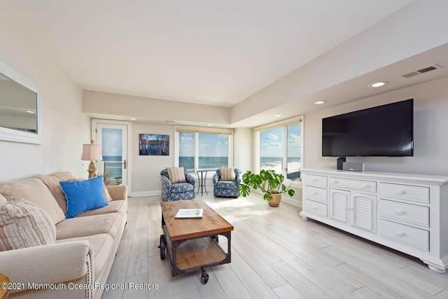 384 Ocean Avenue N Ph2, Long Branch, NJ 07740 (MLS #22105150) :: William Hagan Group
