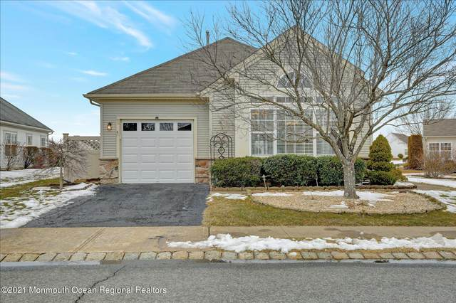 96 Halsted Drive, Manchester, NJ 08759 (MLS #22105260) :: William Hagan Group