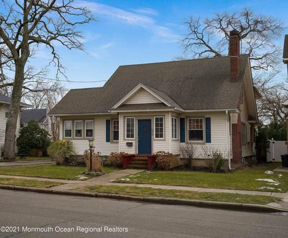 812 Oak Terrace, Point Pleasant Beach, NJ 08742 (#22105266) :: Daunno Realty Services, LLC