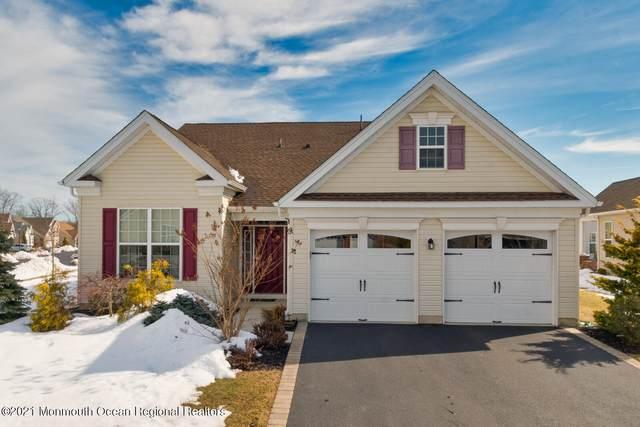 339 Dorn Drive, Shrewsbury Boro, NJ 07702 (MLS #22105351) :: William Hagan Group