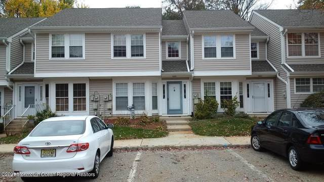 27 Duncan Way, Freehold, NJ 07728 (MLS #22105365) :: The Sikora Group