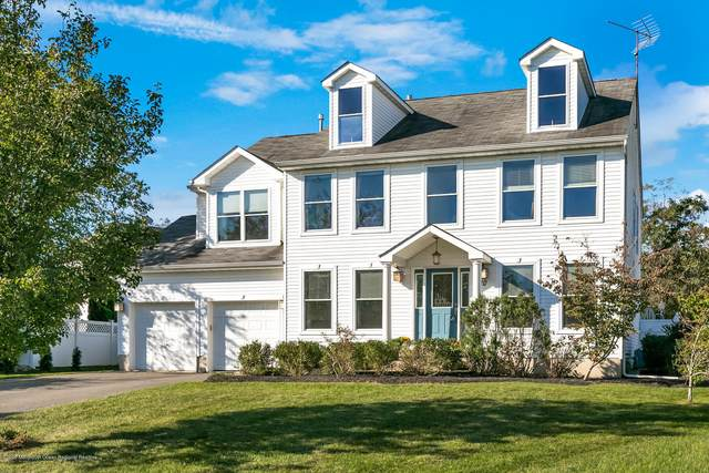 520 Adamsway Court, Toms River, NJ 08753 (MLS #22105368) :: The CG Group | RE/MAX Revolution