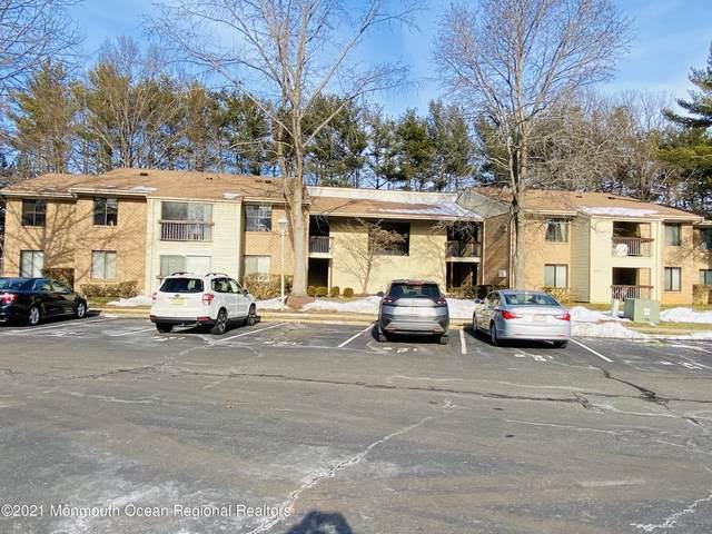 231 Medford Court G, Manalapan, NJ 07726 (MLS #22105401) :: Laurie Savino Realtor