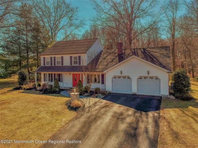 6 Burdge Drive, Middletown, NJ 07748 (#22105409) :: Daunno Realty Services, LLC