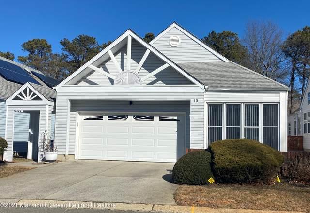 13 Newport Road, Manahawkin, NJ 08050 (MLS #22105431) :: The DeMoro Realty Group | Keller Williams Realty West Monmouth