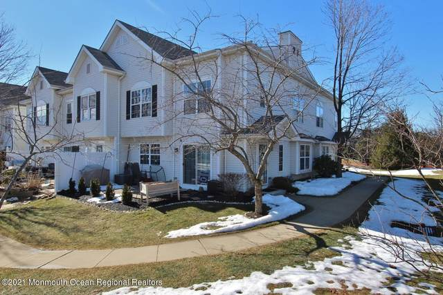 2706 Metedeconk Court, Freehold, NJ 07728 (MLS #22105455) :: William Hagan Group