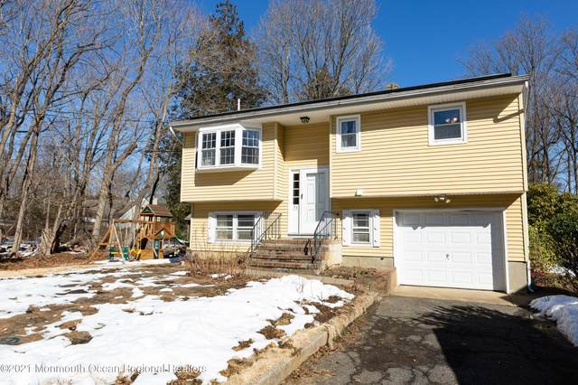 25 Mulberry Street, Red Bank, NJ 07701 (#22105497) :: Daunno Realty Services, LLC