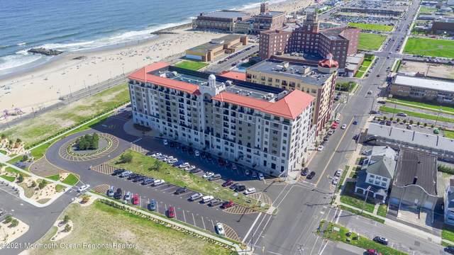 1501 Ocean Avenue #1301, Asbury Park, NJ 07712 (MLS #22105509) :: The MEEHAN Group of RE/MAX New Beginnings Realty