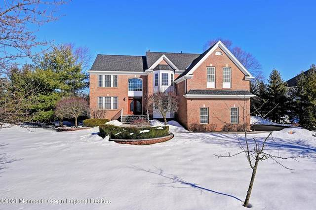 204 Independence Way, Morganville, NJ 07751 (MLS #22105526) :: William Hagan Group