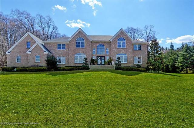 8 Chaser Court, Holmdel, NJ 07733 (MLS #22105539) :: The Sikora Group