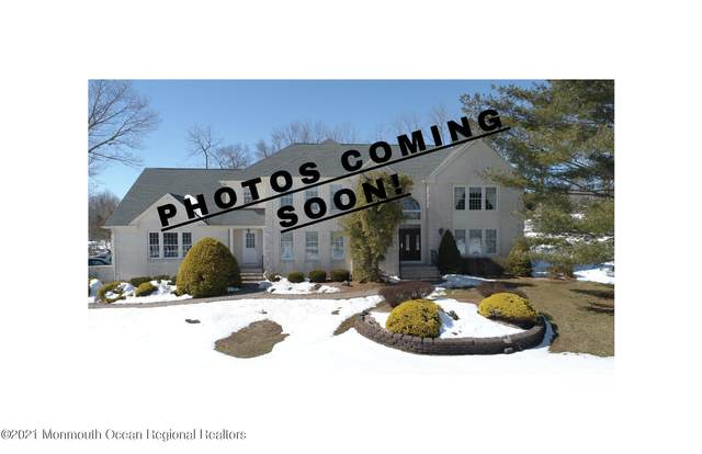 101 Omni Court, Branchburg, NJ 08853 (MLS #22105598) :: William Hagan Group