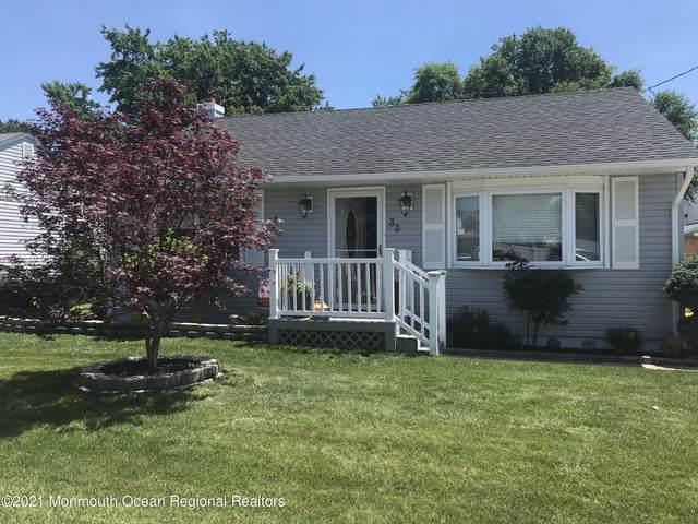 33 Beaumont Drive, Brick, NJ 08723 (#22105618) :: Daunno Realty Services, LLC