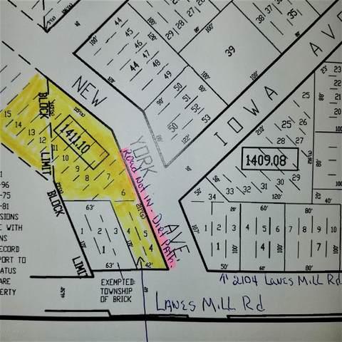 0 Lanes Mill Road, Brick, NJ 08724 (MLS #22105679) :: Team Gio | RE/MAX
