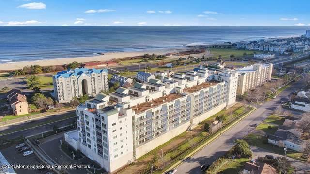 432 Ocean Boulevard #118, Long Branch, NJ 07740 (MLS #22105688) :: The MEEHAN Group of RE/MAX New Beginnings Realty
