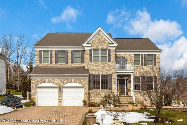 2 Overhill Drive, Old Bridge, NJ 08857 (MLS #22105736) :: Team Pagano
