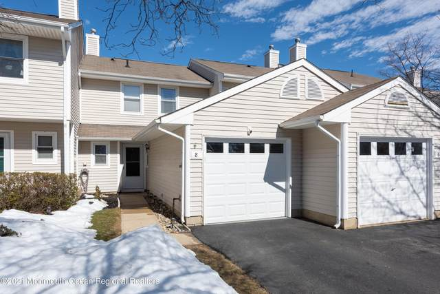 8 Woodmere Drive #1504, Parlin, NJ 08859 (MLS #22105776) :: The CG Group | RE/MAX Revolution