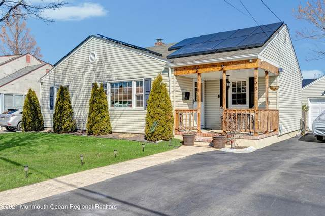 293 Cleveland Avenue, Long Branch, NJ 07740 (MLS #22105793) :: The MEEHAN Group of RE/MAX New Beginnings Realty