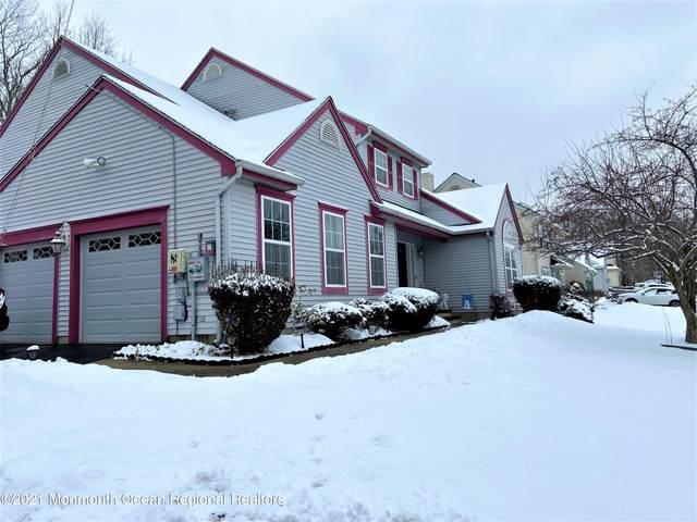 8 Knollcrest Drive, Howell, NJ 07731 (MLS #22105794) :: William Hagan Group