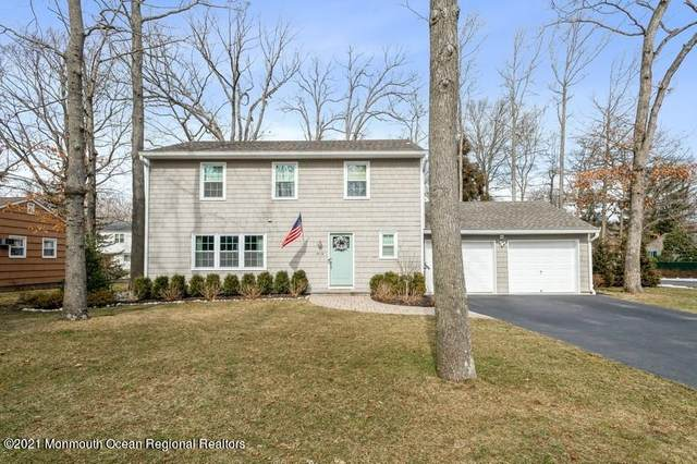 1105 Berkeley Avenue, Ocean Twp, NJ 07712 (MLS #22105842) :: The Sikora Group