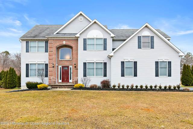 2334 Donna Dee Court, Toms River, NJ 08755 (MLS #22105862) :: The Sikora Group