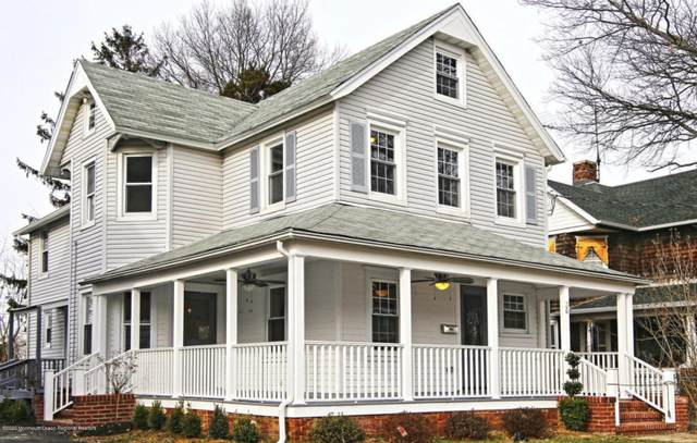 36 Slocum Place, Long Branch, NJ 07740 (MLS #22105878) :: The MEEHAN Group of RE/MAX New Beginnings Realty