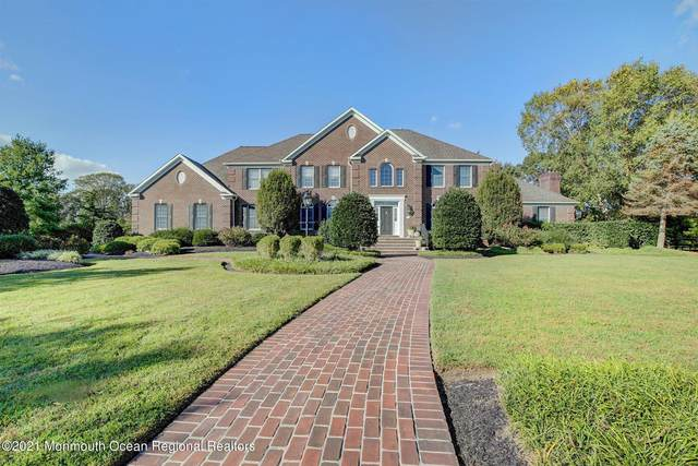 2 Jockey Terrace N, Colts Neck, NJ 07722 (MLS #22105891) :: Team Pagano