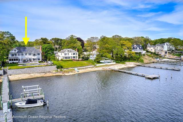 1114 Shore Drive, Brielle, NJ 08730 (MLS #22105953) :: William Hagan Group