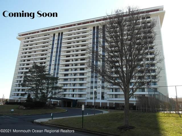 1 Channel Drive #409, Monmouth Beach, NJ 07750 (MLS #22106017) :: William Hagan Group