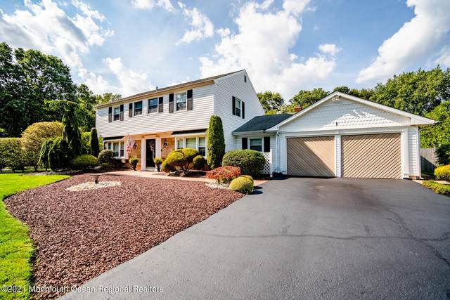1 Livingston Lane, Manalapan, NJ 07726 (MLS #22106026) :: William Hagan Group