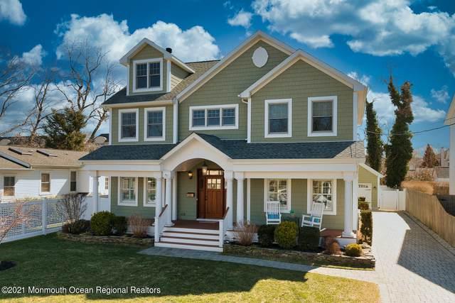 5 Lakeside Avenue, Rumson, NJ 07760 (MLS #22106074) :: The Sikora Group