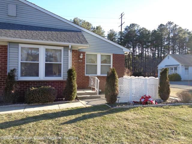 50 B Stonybrook Road, Whiting, NJ 08759 (MLS #22106102) :: The Sikora Group