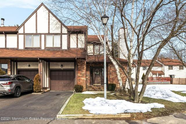 20 Cambridge Drive, Ewing, NJ 08628 (MLS #22106106) :: William Hagan Group