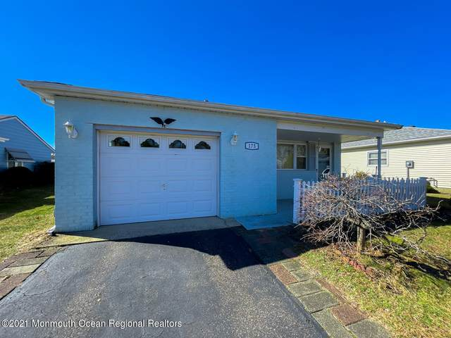 175 Biabou Drive, Toms River, NJ 08757 (MLS #22106120) :: William Hagan Group