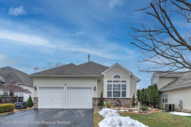 36 Narrowbrook Court, Manalapan, NJ 07726 (MLS #22106142) :: The DeMoro Realty Group | Keller Williams Realty West Monmouth