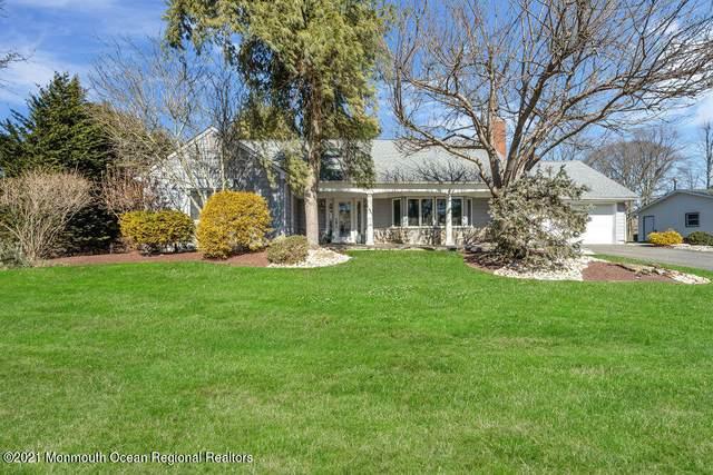 7 Knox Lane, Manalapan, NJ 07726 (MLS #22106174) :: Provident Legacy Real Estate Services, LLC