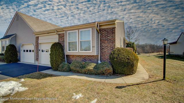 43A Ethan Allen Drive, Monroe, NJ 08831 (MLS #22106202) :: The CG Group | RE/MAX Revolution