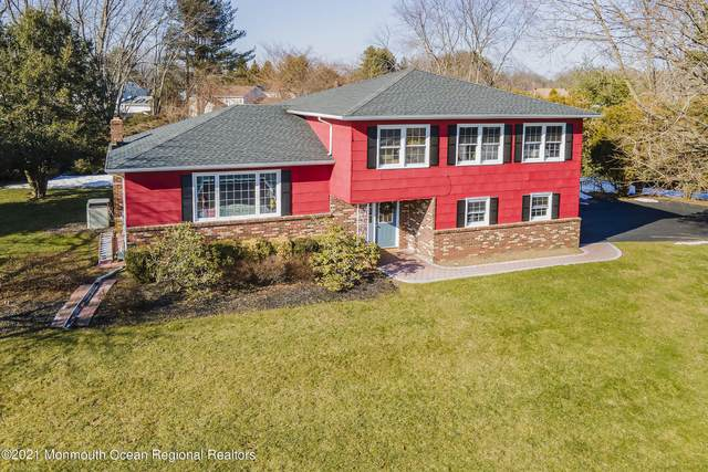 25 Buttonwood Drive, Marlboro, NJ 07746 (MLS #22106210) :: Team Pagano