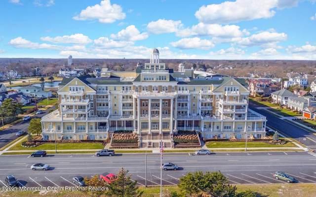 700 Ocean Avenue #533, Spring Lake, NJ 07762 (MLS #22106227) :: Team Pagano